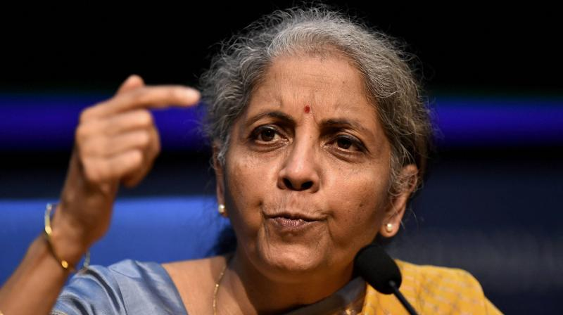 The government says it has aimed making India a $5 trillion economy by 2025. That cannot happen based only on the performance of the biggies. It will be unwise on the part of the government to put all its eggs in the trickle-down theory basket and ignore the small players. (Photo:PTI)