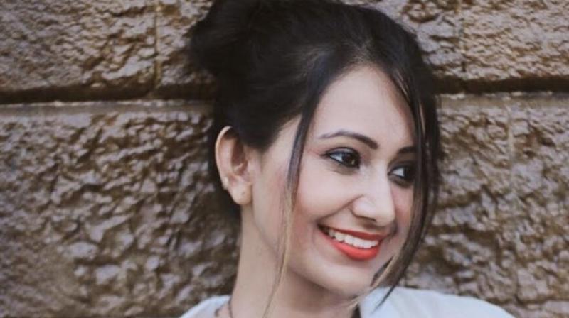 Roshni Agrawal.