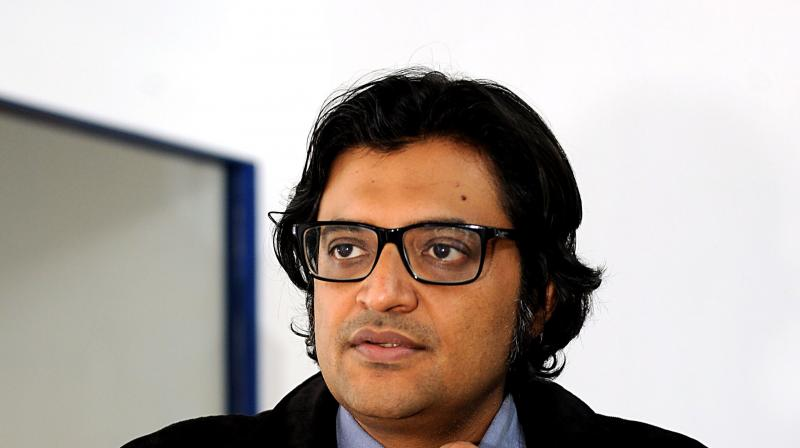 Arnab Goswami gets partial relief.