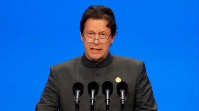 Prime Minister Imran Khan has inducted high-profile ministers in his office to oversee the economy as Pakistan's 13th IMF bailout still remains unresolved. (Photo: AP)