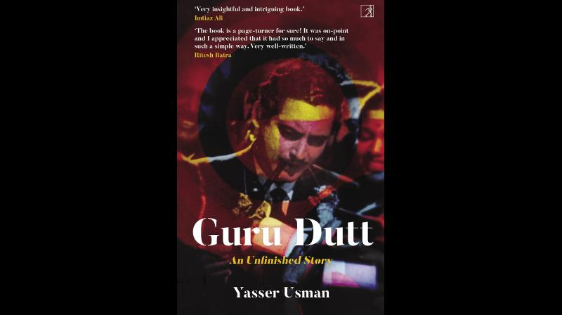 In his short, intense, sad but artistically fruitful life Guru Dutt managed to communicate with a large audience who paid to see his films and sustained his production company; an absolute necessity in commercial Hindi cinema. (Photo: Amazon)