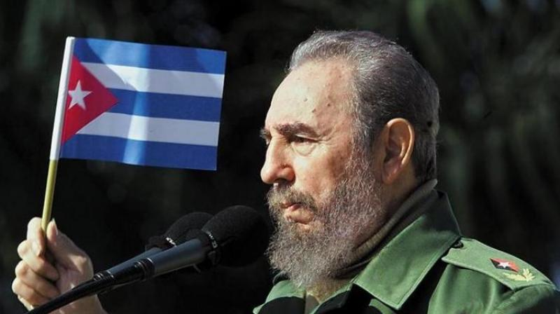 Castro's ashes will be interred this morning in Santiago's Santa Ifigenia cemetery, ending the official mourning period. (Photo: AFP)