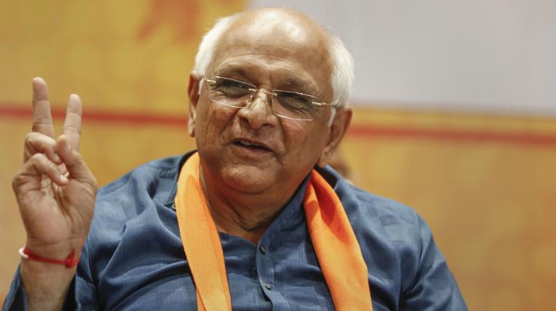 Gujarat chief minister Bhupendra Patel (PTI)