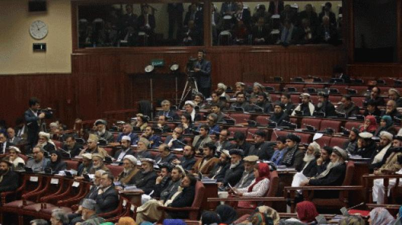 President Ashraf Ghani will need to submit new candidates to parliament for approval. (Photo: Representational Image/AFP)