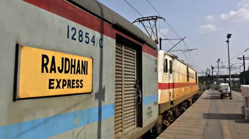 The new Rajdhani, there are two already, is likely to have 14 coaches instead of the existing 24 coaches and a more powerful engine to ramp-up speed.