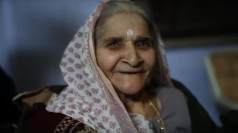 Pushpa Joshi. (Photo: YouTube)