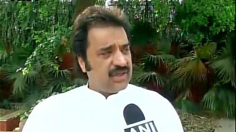 Benami assets worth over Rs 150 crore allegedly belonged to Kuldeep Bishnoi and Chander Mohan, who are the sons of late former Haryana chief minister Bhajan Lal. (Photo: ANI)