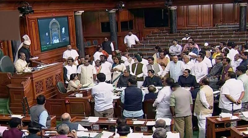 The Speaker said the Question Hour is very important and the MPs should not disrupt proceedings. (Photo: File   PTI)