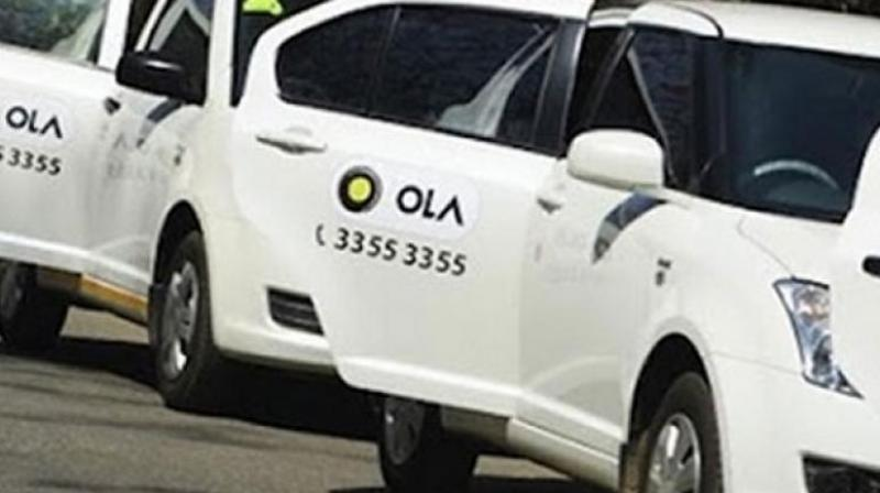 Three arrested for waylaying Ola drivers, passengers