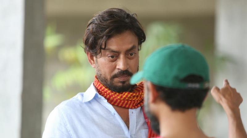 For the kind of films, I make, it is fundamental for the artists and crew to feel as one family. That's why we were nervous about Irrfan, says Mostofa Sarwar Farooki.