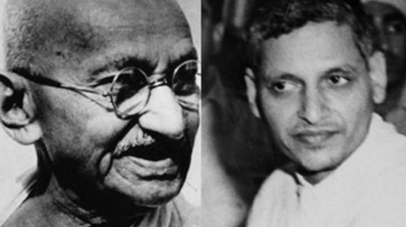 Nathuram Godse assassinated Mahatma Gandhi.