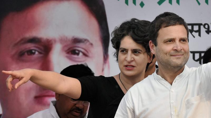Congress president Rahul Gandhi canceled Kumar Ashish's appointment with immediate effect and was replaced by Sachin Naik. (Photo: PTI)