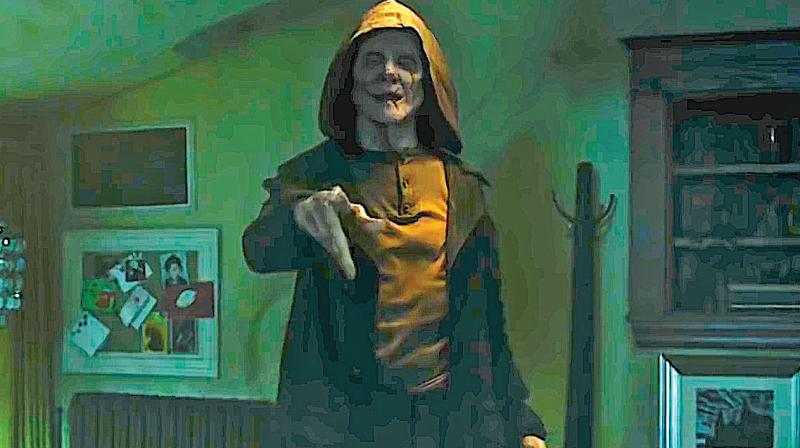 The Bye Bye Man movie review: Don't think it, don't say it