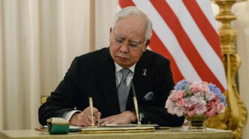 Malaysian Prime Minister Najib Razak. (Photo: AP)