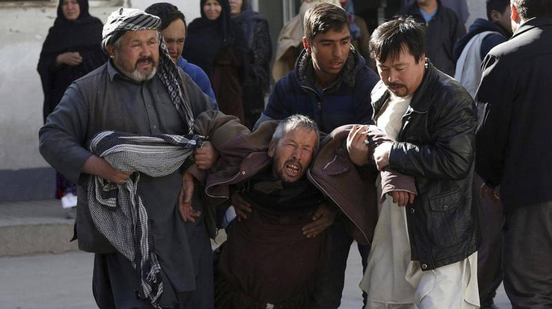 There was no immediate claim of responsibility for the attack, which comes days after a suicide bomber killed six civilians in an assault near an Afghan intelligence agency compound in the city. (Photo: AP)