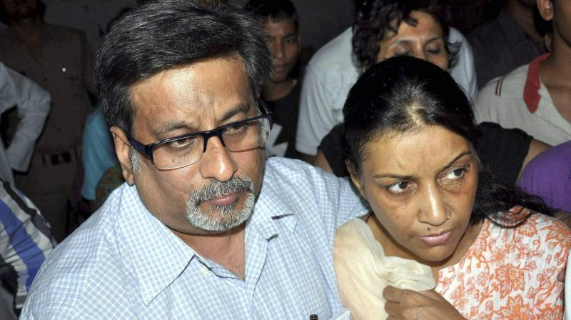 The dentist couple had challenged the sentence in the Allahabad High Court, which acquitted them in the sensational double murder case earlier this week. (Photo: PTI/File)