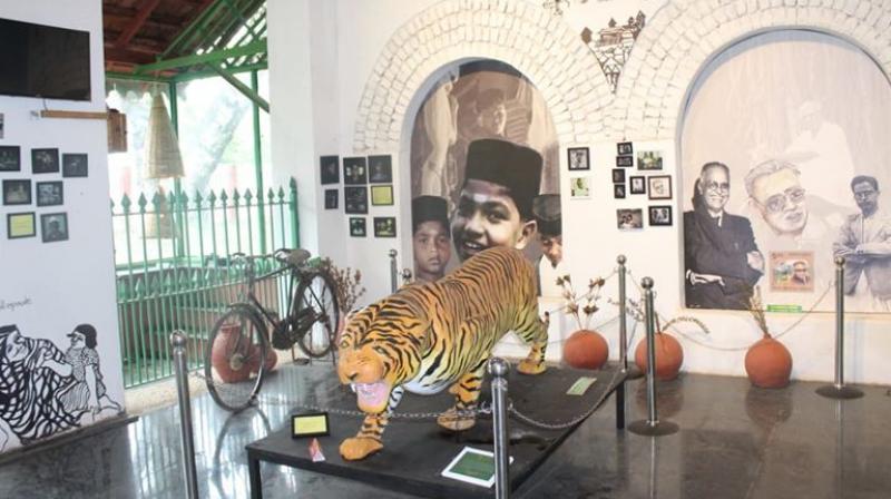 Arasalu railway station as Malgudi Days museum