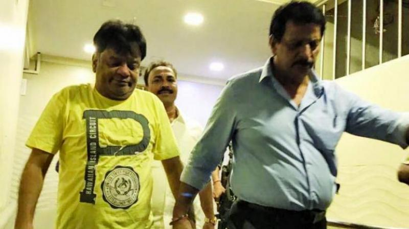 The complainant alleged that Kaskar had collected the money from him in two instalments. (Photo: File)