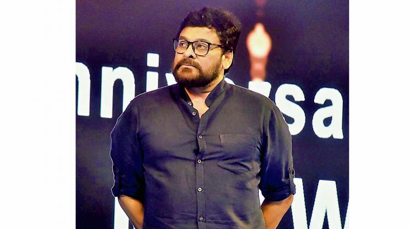 Chiranjeevi doing video campaigns over women's safety