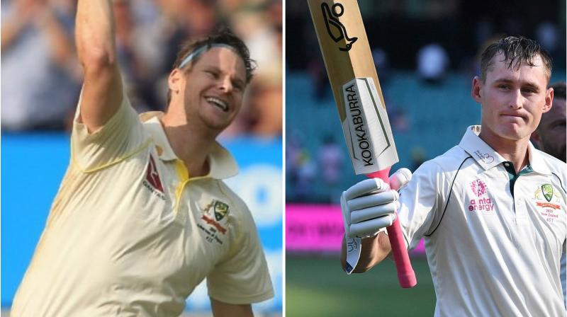 Marnus Labuschagne Can Be Big Player In Future If He Keeps A Level Head Steve Smith