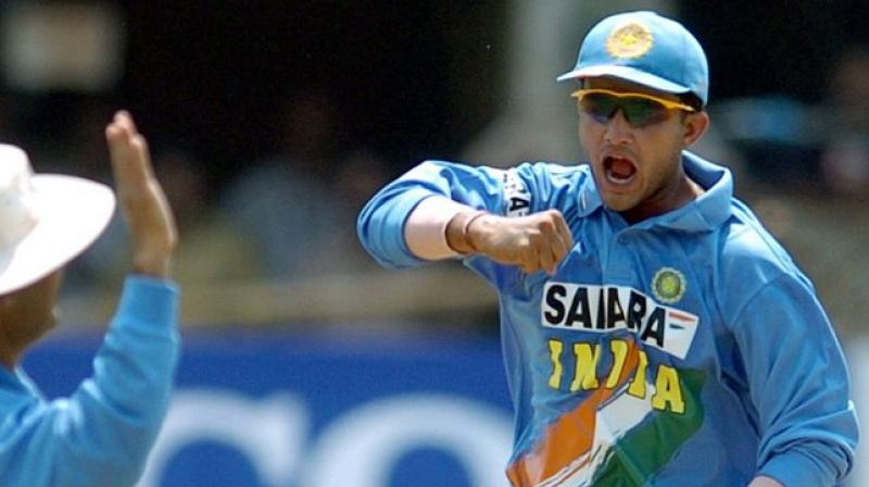 BCCI president Sourav Ganguly says managing administration is a lot easier than being a player as batting is mostly a one-chance game. (Photo:AFP)