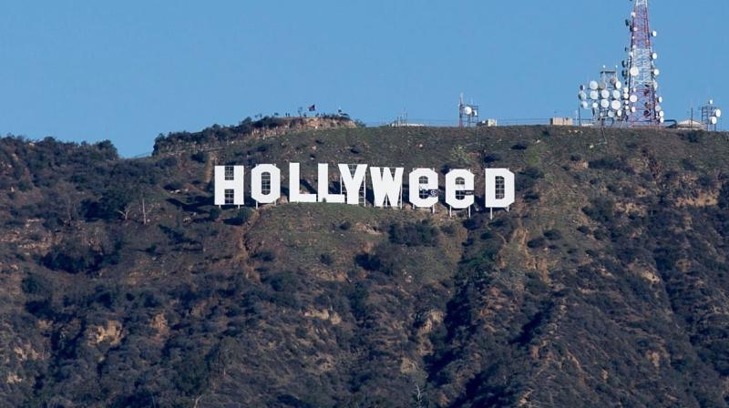 Hollywood in California. (Photo: AFP)
