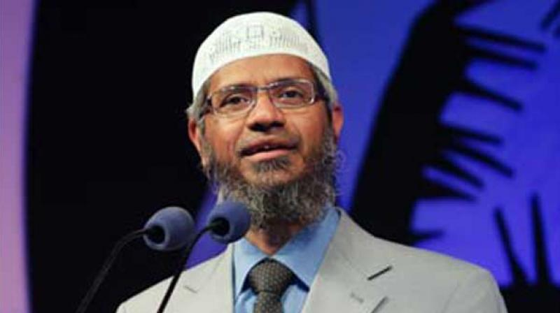 Zakir had been barred by seven states - Melaka, Johor, Selangor, Penang, Kedah, Perlis and Sarawak - from speaking in public, after his recent racial remarks. (Photo: File)