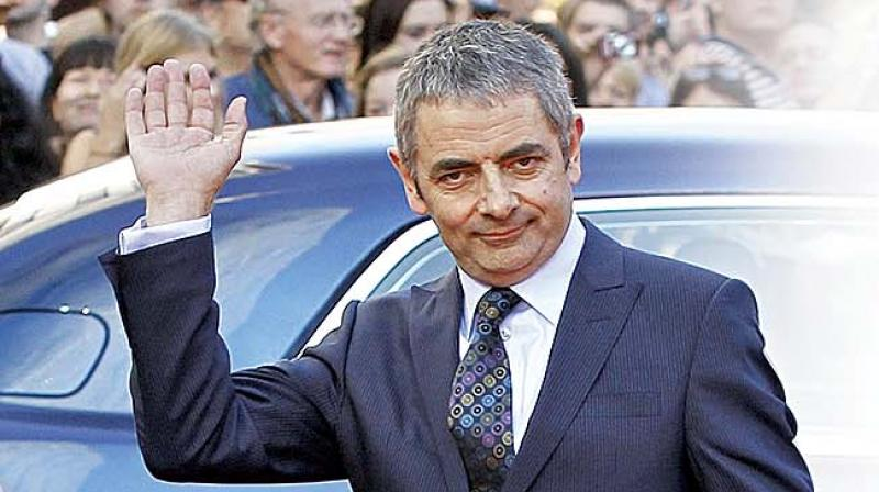 Rowan Atkinson (Photo: AP)