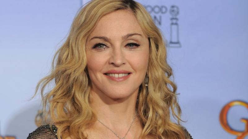 Madonna. (Photo: AP)