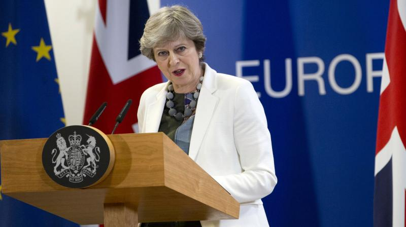 God knows Theresa May's government needs some popular domestic initiatives, and propositions by Muslim MPs along these lines would be one. (Photo: AP)