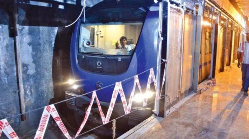 "Mumbai Parsi community is objecting to the proposed route of the underground railway as it passes under a couple of fire-temples and under the well between Churchgate and Flora Fountain, known as ""Bhika-Behram, no kuo"". (Representational image)"