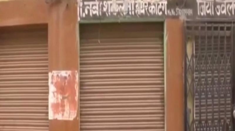 'There was an earlier incident between the two communities after which the barbers had refused to cut their hair. We had recently settled the issue and warned them of strict action,' Deputy Superintendent of Police Vishal Yadav Thakurdwara said.