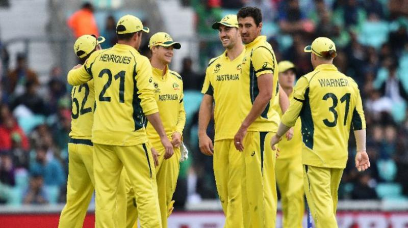 Australia's success can be credited to the re-formation of the team and system by Border, continuous aggressive captains, and the impact of several prime players, most likely Glenn McGrath, Shane Warne, Justin Langer, Matthew Hayden, Steve Waugh, Adam Gilchrist, Michael Hussey and Ricky Ponting. (Photo: AFP)