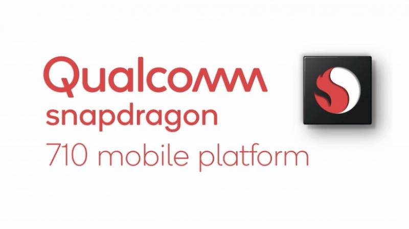 The Snapdragon 710 will also join the Snapdragon 845 for supporting 4K HDR playback.