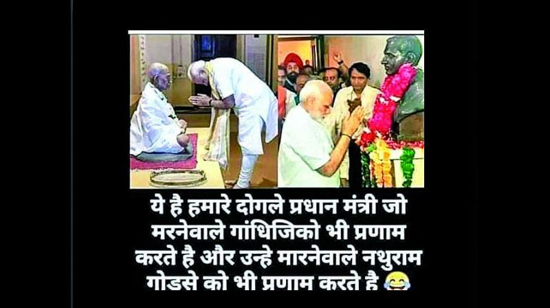 PM Modi is actually paying tribute to Pandit Deen Dayal Upadhyay
