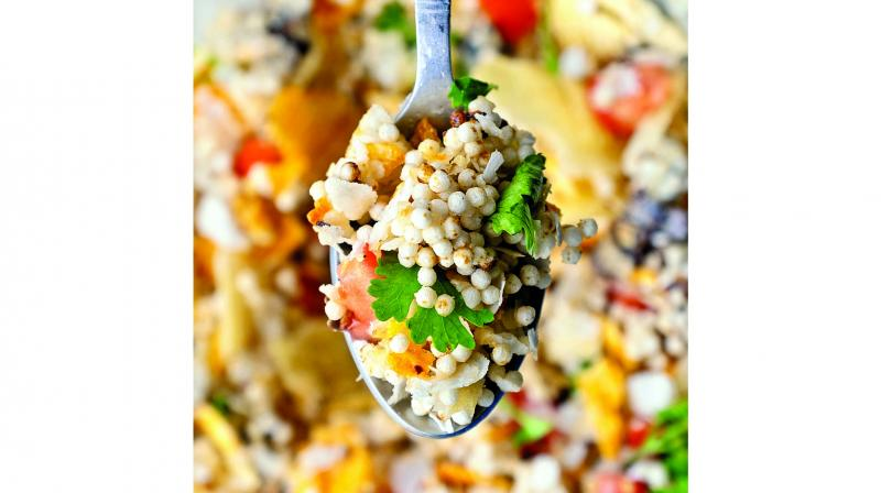 Cereal Bhel