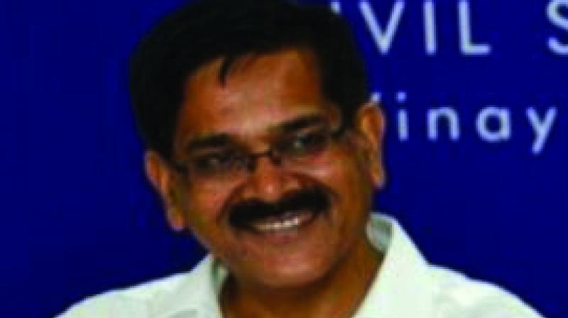 Retired IAS officer Sanjay Kothari