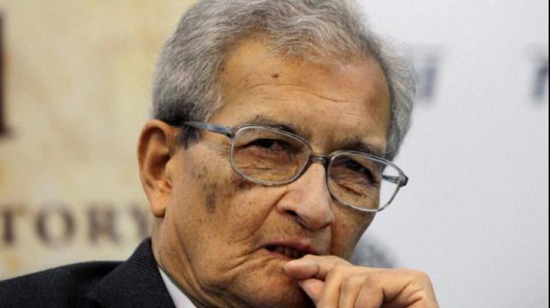 Amartya Sen. (File Photo: PTI)