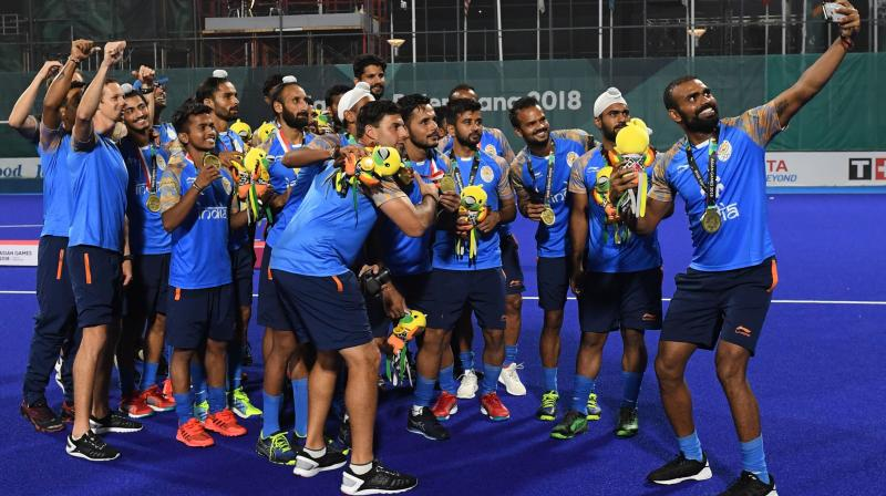 A consolation Asiad bronze was all the Men in Blue had to settle but pride was not restored back home. (Photo: AP)