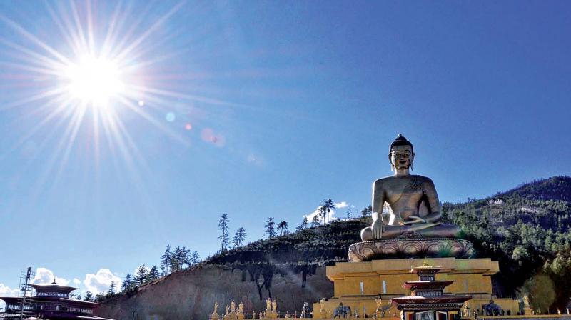 Budha Dordenma Statue,Thimphu