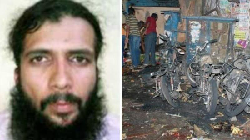 Top Indian Mujahideen terrorist Yasin Bhatkal. (Photo: PTI)