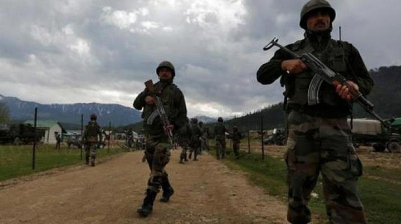 Acting on a tip-off, a joint team of police and army personnel intercepted a car at Kallar village along Rajouri-Jammu road and arrested the four, a police official said. (Photo: Representational | File)