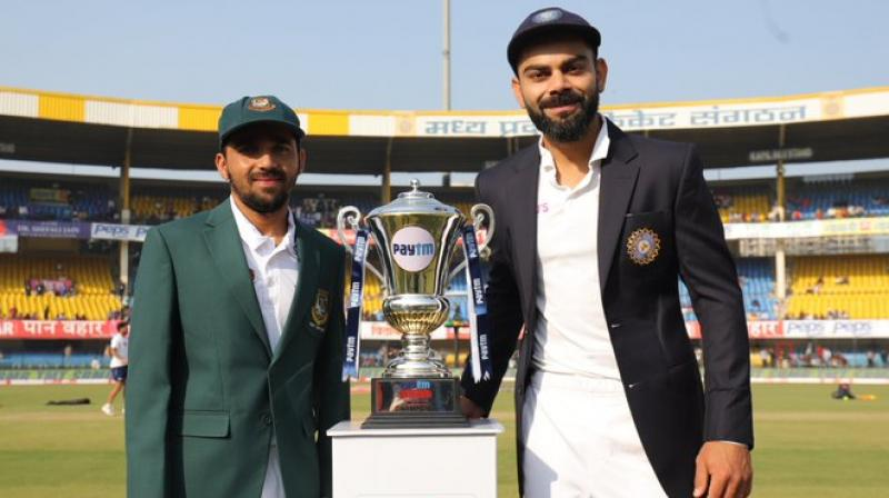 After sealing the T20I series 2-1, India would look to thrash a depleted Bangladeshi side 2-0. Bangladesh, who nearly came close to registering their series win over the Indians, will now face an Indian team, which is full of confidence. (Photo:BCCI)