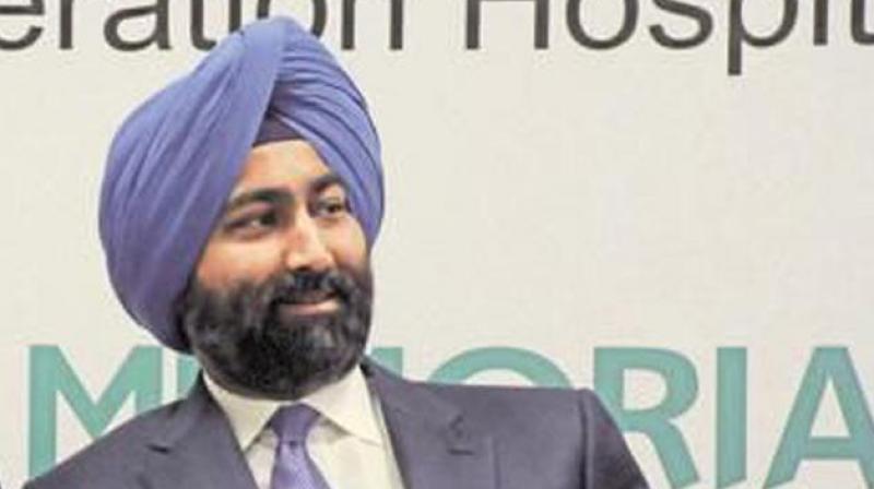 Former Fortis Healthcare promoter Malvinder Singh. (Photo: PTI)
