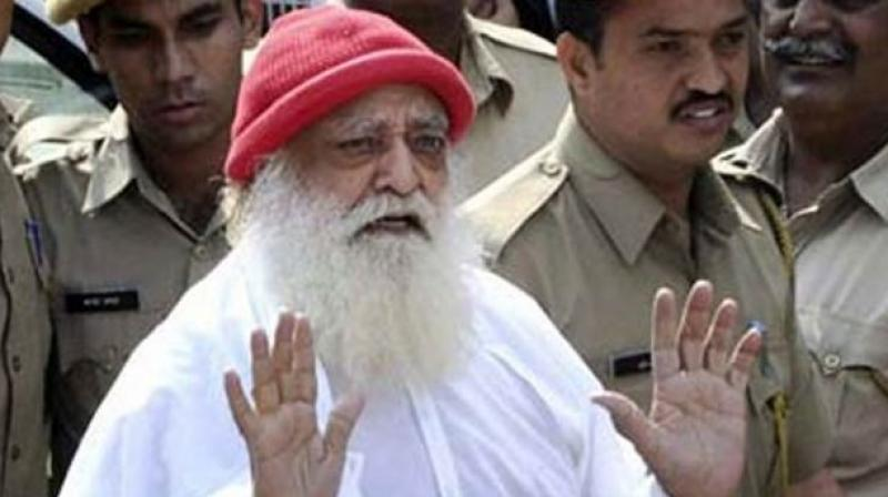 Self-styled godman Asaram. (Photo: File)