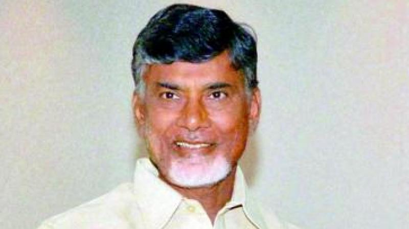 Nara Chandrababu Naidu (Photo: File)