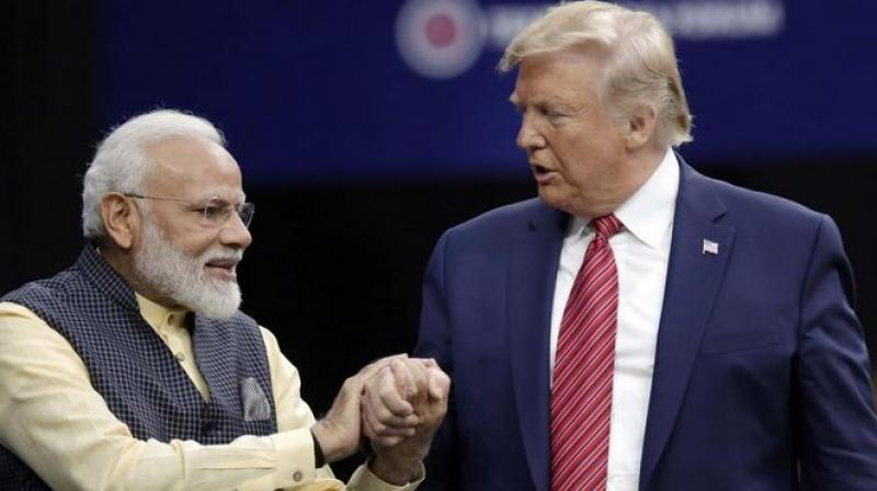 Modi's statement on terror emanating out of Pakistan came after the US President said that he was committed to saving innocent lives from 'radical Islamist terrorism'. (Photo: AP)