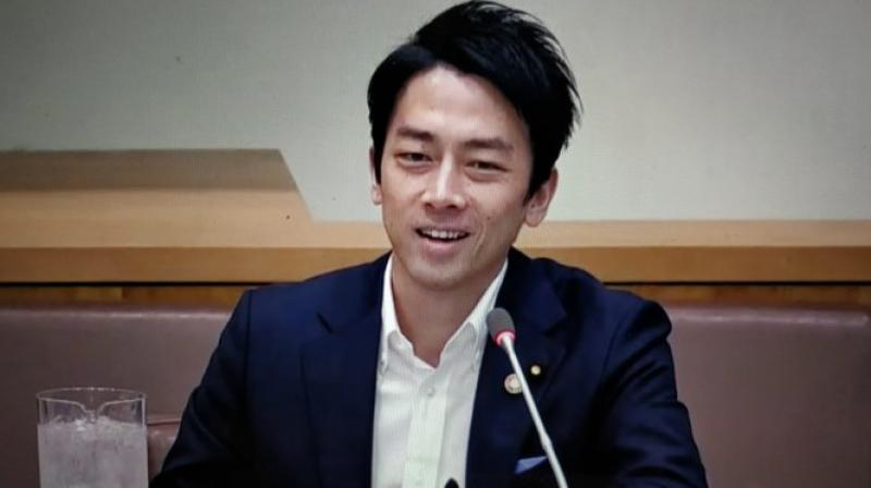 Koizumi was speaking on the eve of a United Nations climate summit in New York where activists plan to float a blimp showing Prime Minister Shinzo Abe emerging from a bucket of coal to protest Japan's pans to build new coal-fired power plants. (Photo: Social Media)