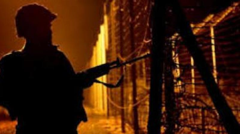 An encounter broke out between militants and security forces in Shopian district of Jammu and Kashmir on Sunday morning, police said. (Photo: Representational Image/ File)