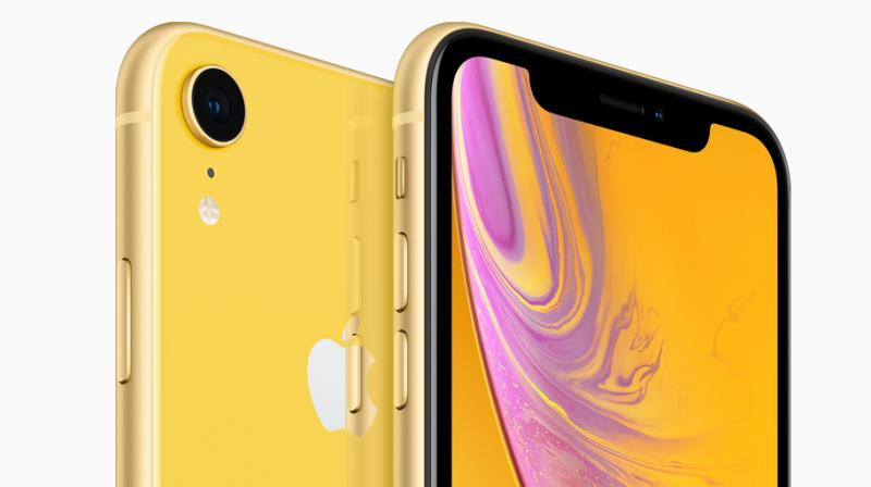 The iPhone XR has been conceived to be the high-selling model when compared to the premium iPhone XS and XS Max.